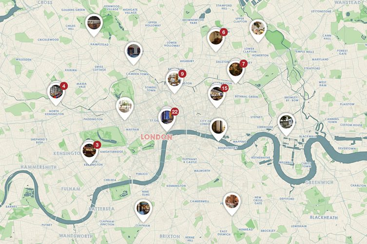 London City Guide on Pinterest
