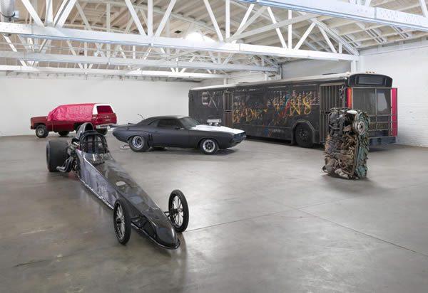 Piston Head II: Artists Engage the Automobile at VENUS Los Angeles