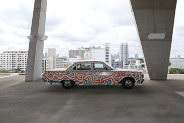 Piston Head: Artists Engage the Automobile