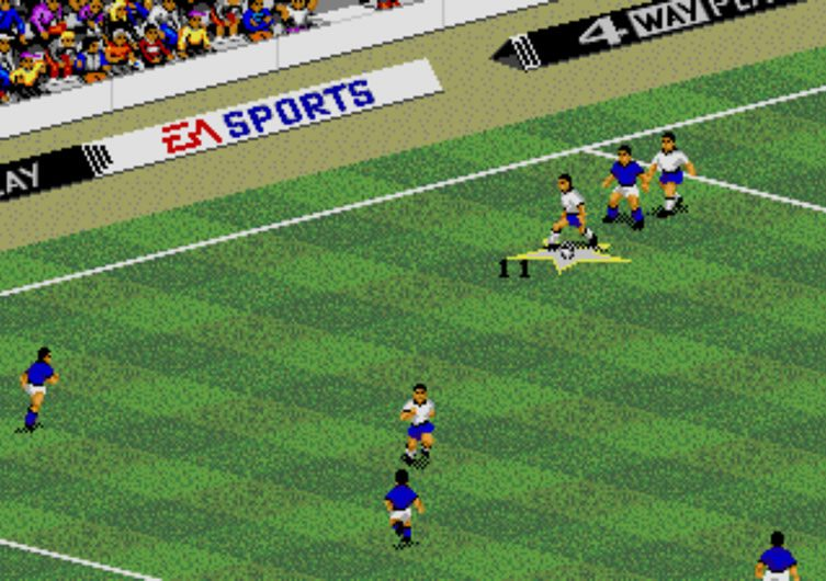 FIFA International Soccer, Electronic Arts