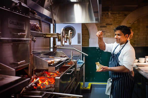 Pitt Cue Co Kitchen