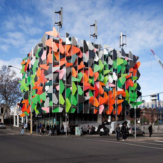 Pixel Building, Melbourne