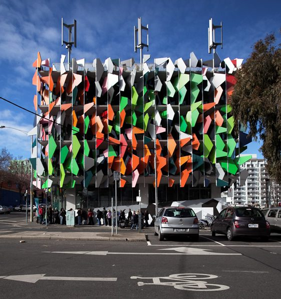 Grocon Pixel Building, Melbourne
