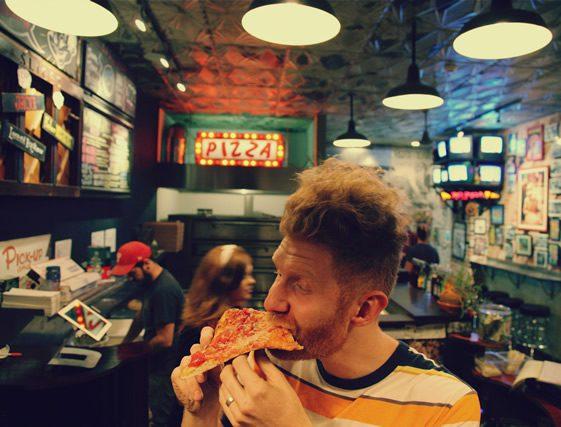 Pizza Brain, Philadelphia