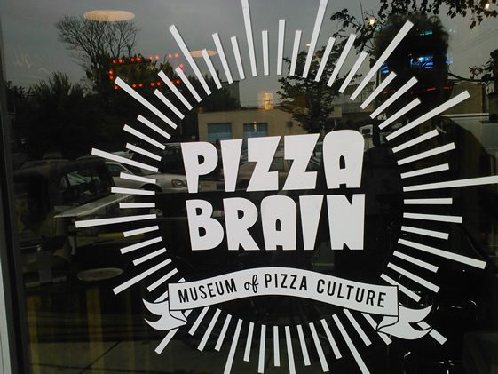 Pizza Brain, Philadelphia