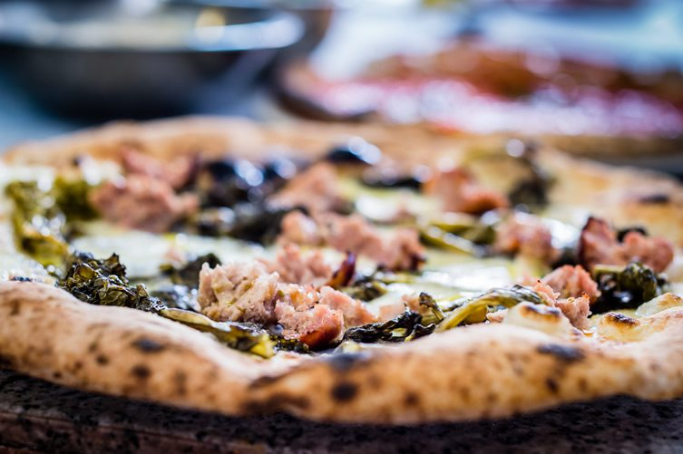 Pizza Pilgrims — Soho, London