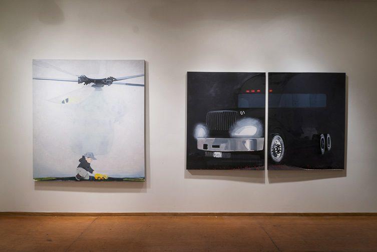 Planes, Trains & Automobiles, Jessica Hess and Tara Smith