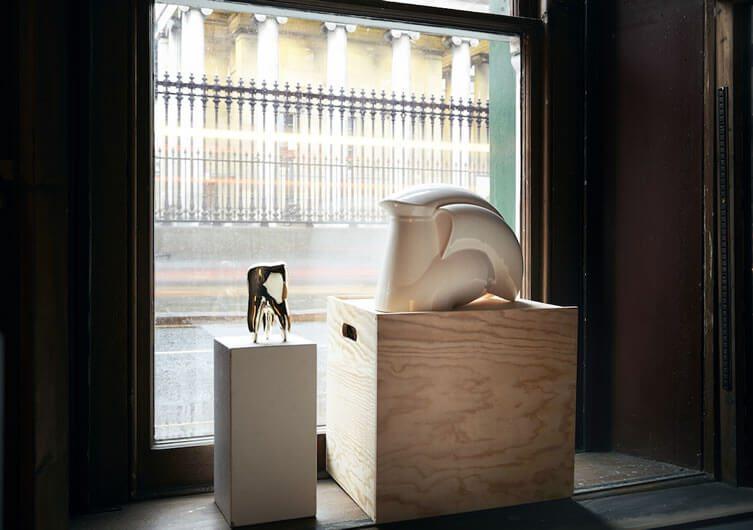 Plinth & Ikon Gallery London Pop-Up