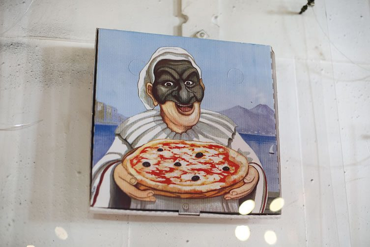 Scott Wiener Pizza Box Collection