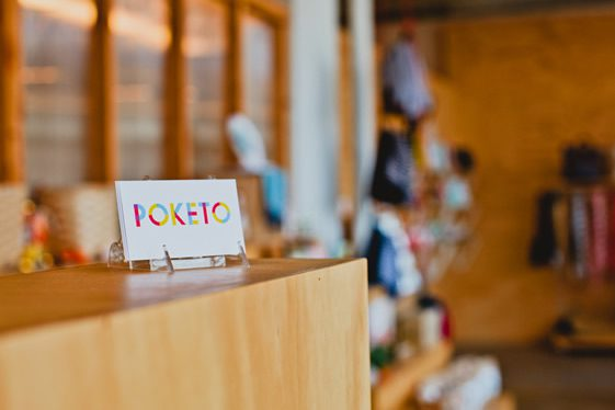 Poketo Flagship Store, Los Angeles