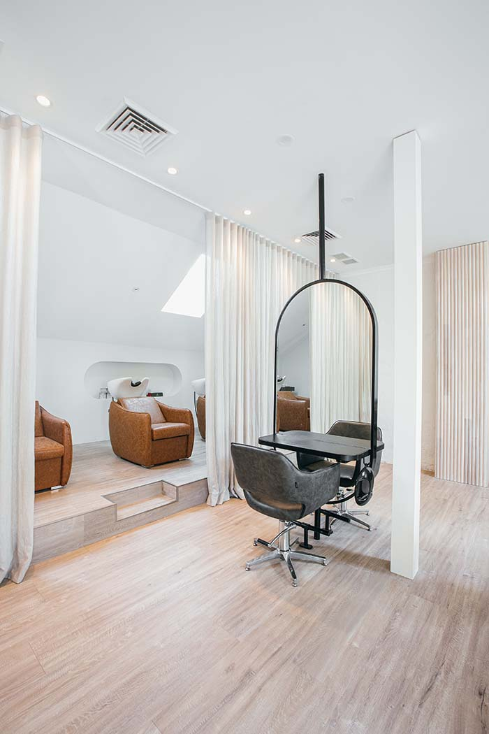 Sydney Hair Salon Designed by Studio Highfield