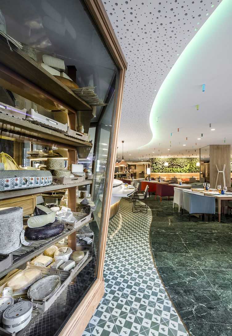 Poncelet Cheese Bar — Barcelona