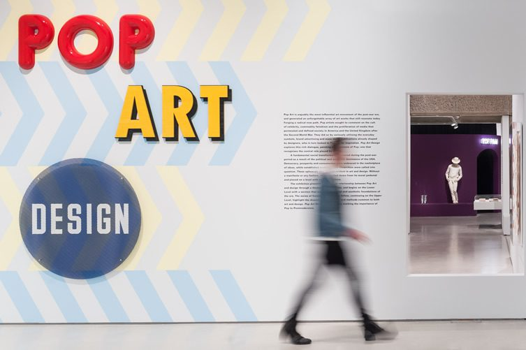 Pop Art Design — Barbican Art Gallery