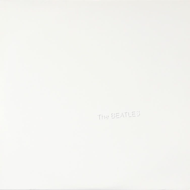 Richard Hamilton for The Beatles, 1968