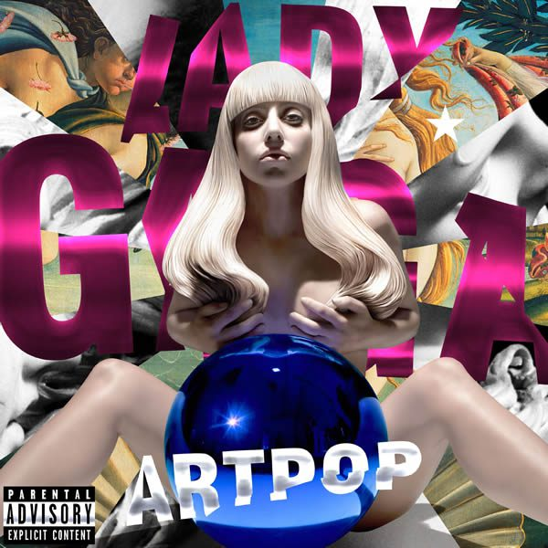 Jeff Koons for Lady Gaga's Artpop
