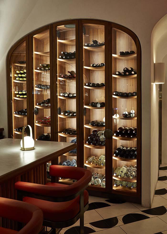 Porta Via Calabasas Restaurant Designed by Sophie Goineau
