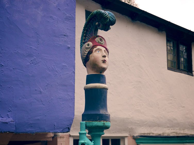 Portmeirion Village, North Wales