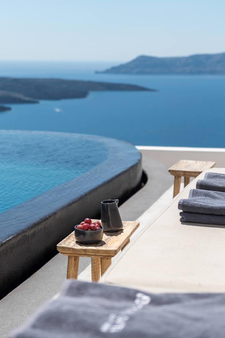 Porto Fira Suites Santorini Greece Design By Interior