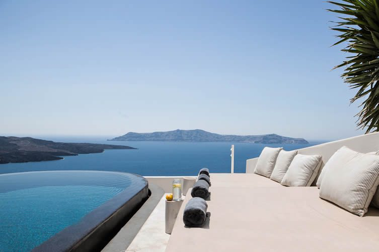 Porto Fira Suites Santorini, Greece: Designed by Interior Design Laboratorium