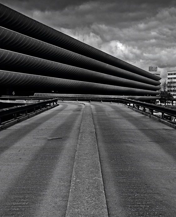 Preston Bus Station, Jonathan Kenyon