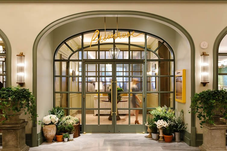 Primrose Las Vegas, Restaurant at Park MGM Design by Martin Brudnizki
