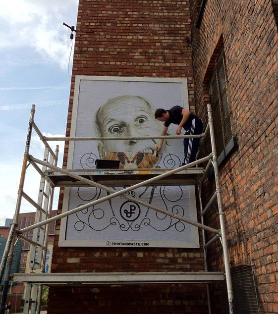 Print & Paste, Manchester