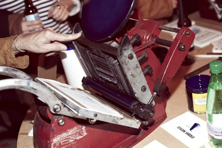 Urban Cottage Industries and Print Club London