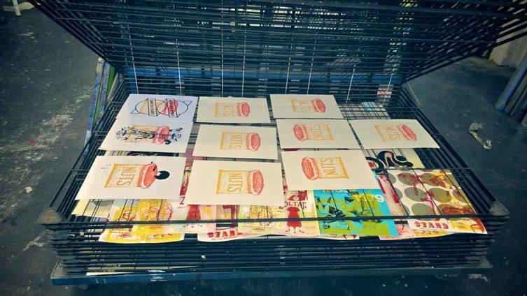 Print Club London Workshops