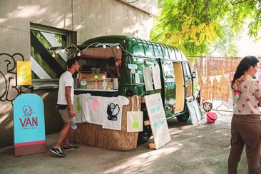 Print Van Paris, Mobile Screen-Printing Studio