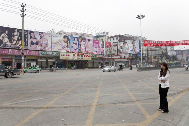 Untitled #30 (The Road to Shantou), Chendian Town, Shantou 2010