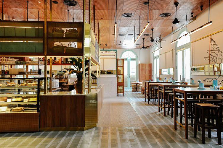 Privé Café Singapore