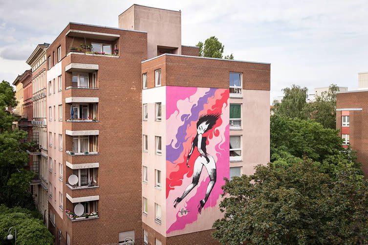 Fafi mural
