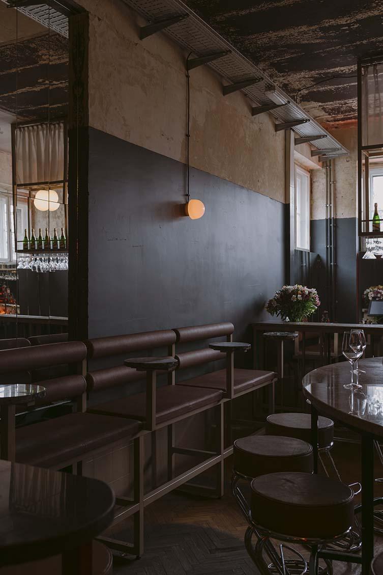 Club Space Designed by wiercinski-studio