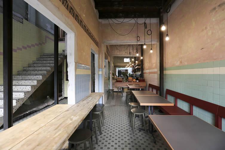 Chocha Foodstore / PS156 Kuala Lumpur, Petaling Street Chinatown