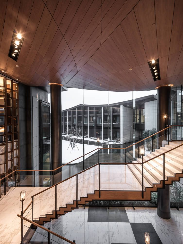 Pullman kaifeng jianye k if ng design hotel china for Designhotel 21