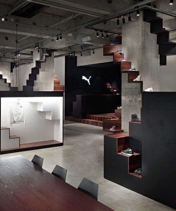 Puma House, Tokyo
