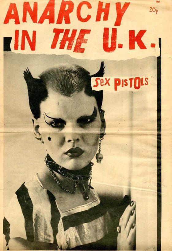 Punk Influence On Graphic Design
