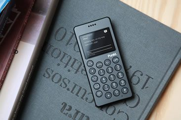 Punkt, MP01 Mobile Phone by Jasper Morrison