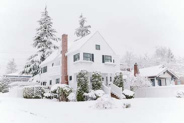 Purchasing a House During the Winter
