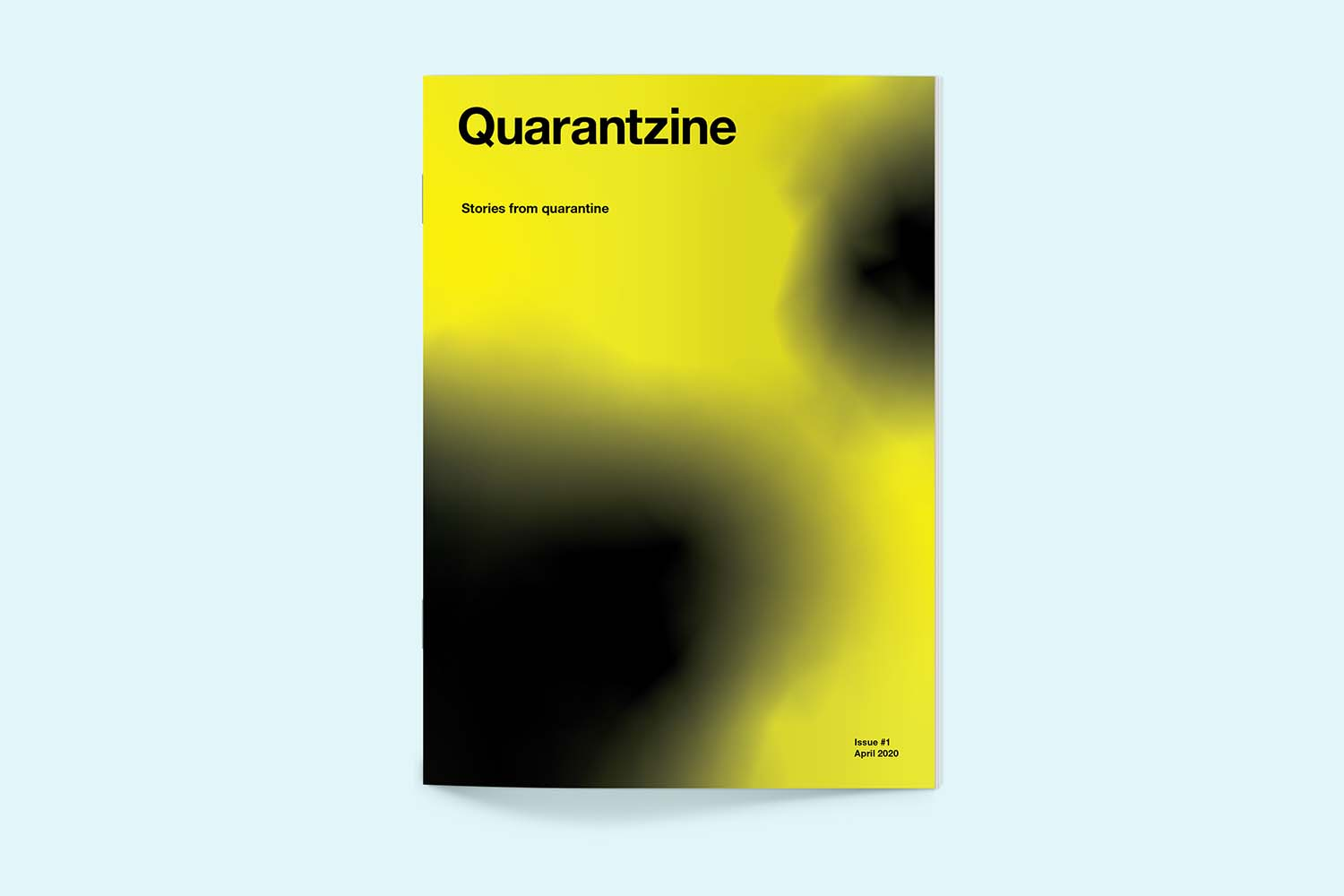 Quarantzine Issue #1