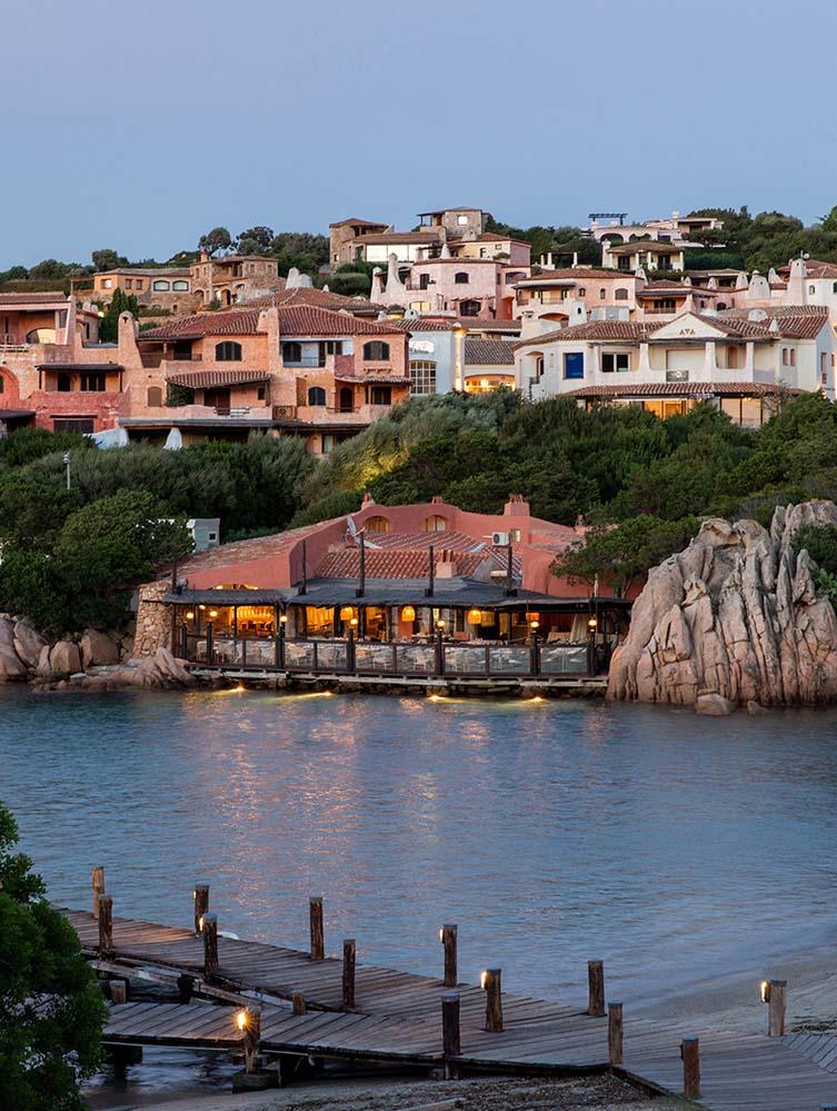 Quattropasi al Pescatore Sardinia