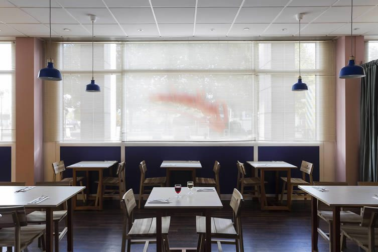 Quilombero Genovese Argentinian Canteen, East India Dock REPUBLIC Complex London