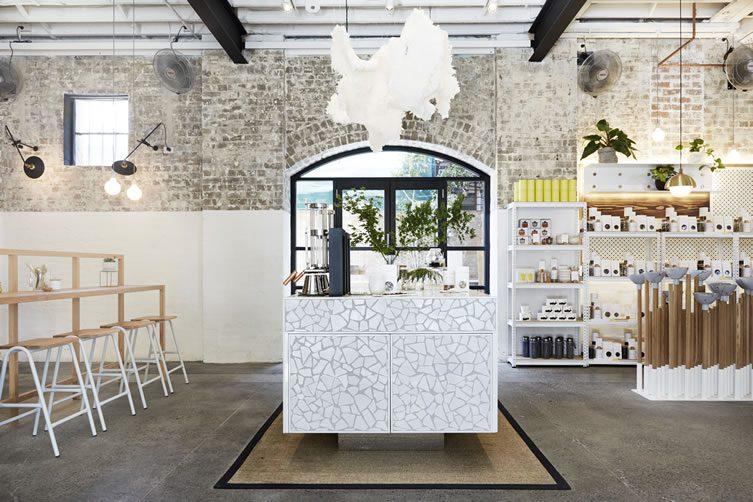 The Rabbit Hole Sydney Redfern Organic Tea Bar