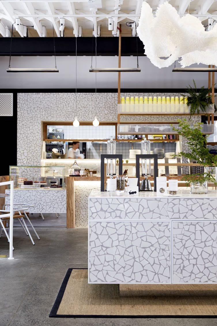 Organic Tea Bar