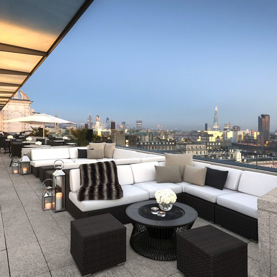 Going Ga Ga for London's hottest new rooftop bar