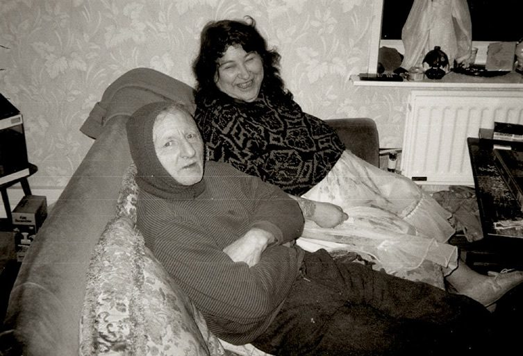 Ray's a Laugh, Richard Billingham