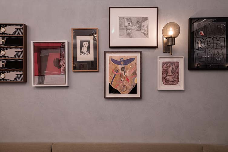 Redchurch Townhouse Art Collection