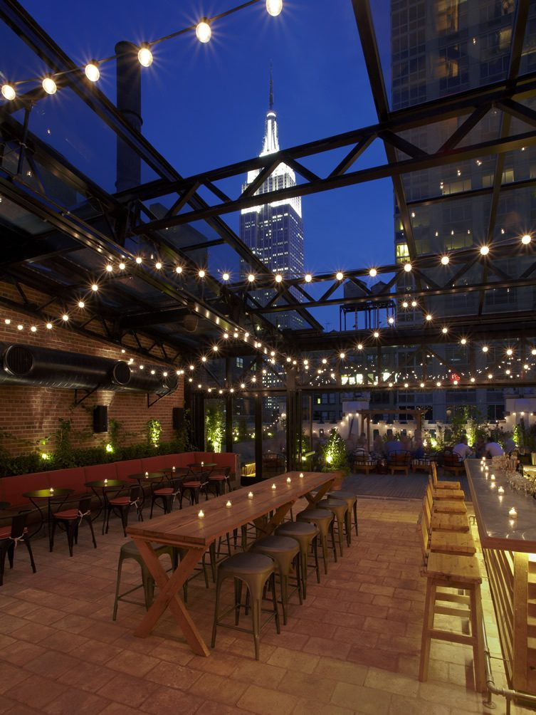 Refinery hotel new york for Modern hotel nyc