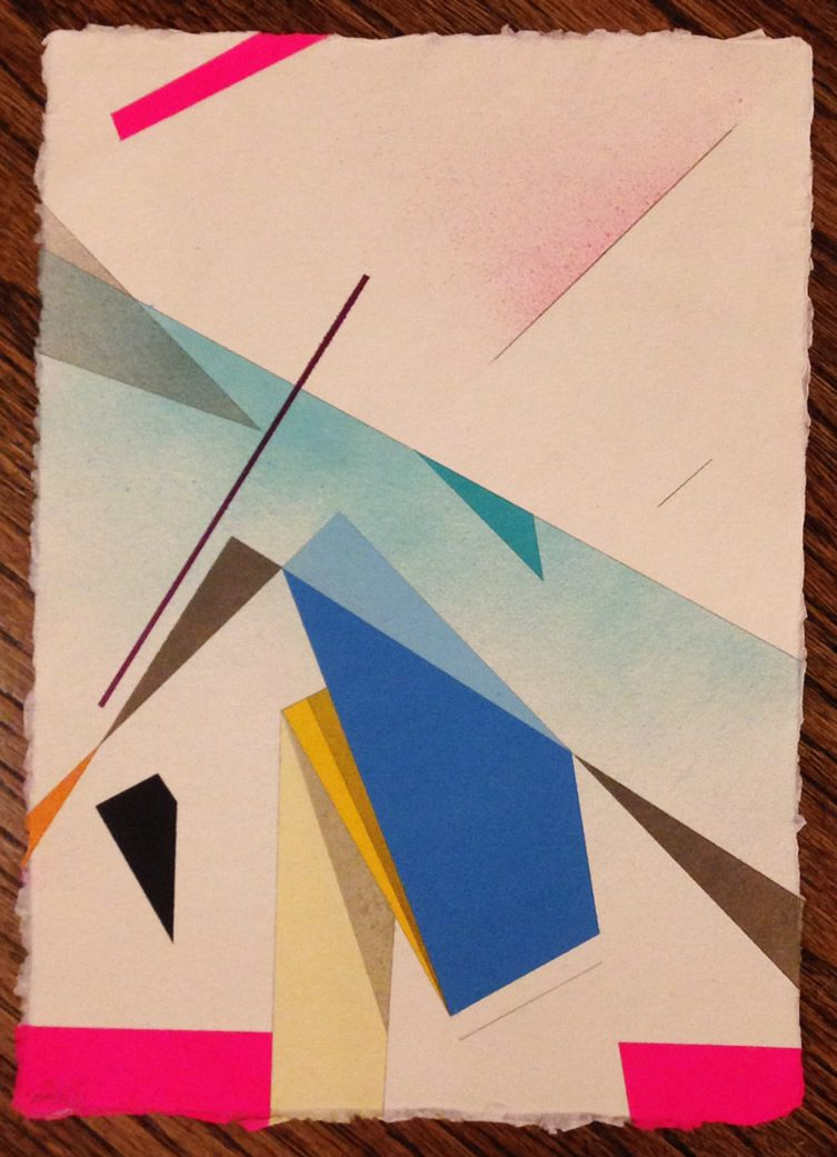 Remi Rough — Further Adventures in Abstraction at Soze Gallery, Los Angeles