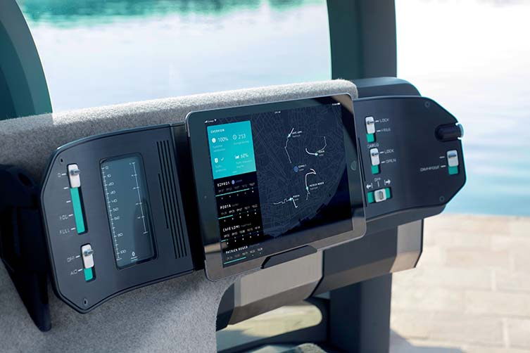 Renault EZ-PRO: Robo-Vehicle for Last Mile Delivery, Concierge, even Coffee Truck